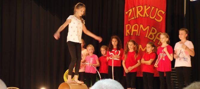 Unser Mitmach-Zirkus zur 10-Jahres-Feier